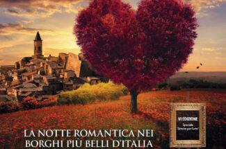 Thumbnail for the post titled: La notte romantica nei borghi più belli d'Italia